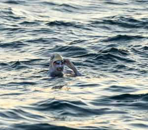 US swimmer criss-crosses English Channel in 54-hour feat