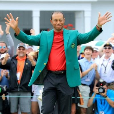 Tiger takes aim at 16th major, PGA win mark at Bethpage