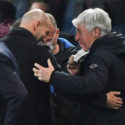 Atalanta coach fumes at 'football suicide' in Champions League loss