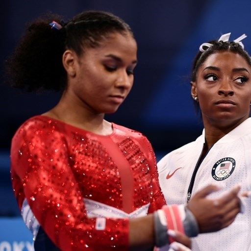 Biles' Olympics in doubt as 'medical issue' forces shock exit
