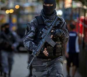 Brazil militias control more than half of Rio: study