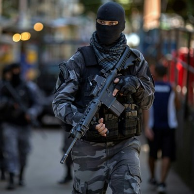 Brazil militias control more than half of Rio: study