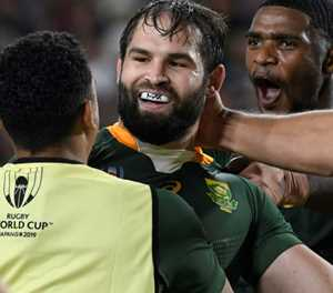 Reinach sets World Cup hat-trick record