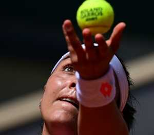 Jabeur becomes first Arab woman to win WTA title with Birmingham triumph