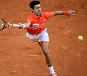 Top seed Djokovic sets up Rome quarter-final against Del Potro