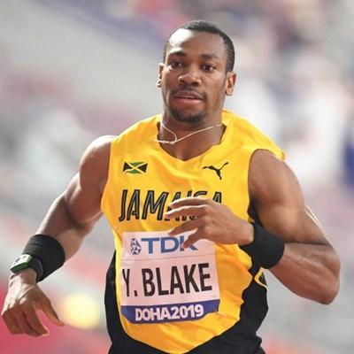 Sprint star Blake lashes IAAF chief Coe for 'killing' athletics