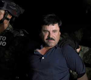 Mexican presidents accused as defense opens El Chapo trial