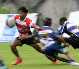 Orphan goes from sniffing 'Rugby' glue to playing for the Philippines