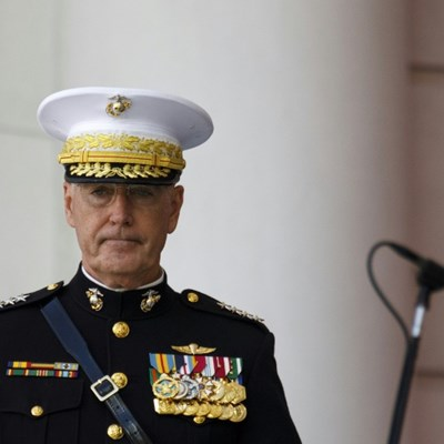 US wants coalition to protect strategic Gulf waters: general