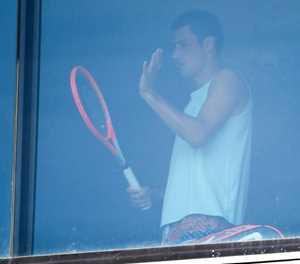 'No special treatment' - Australia rebuffs tennis stars' quarantine complaints
