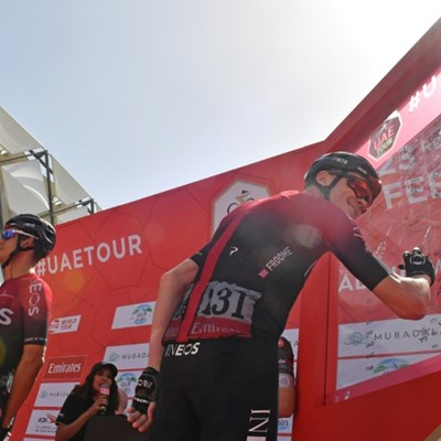 Froome says horror injury recovery 'almost complete'