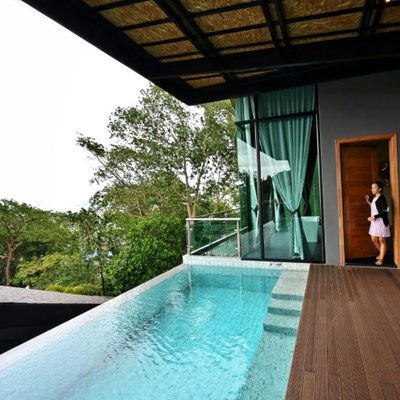 'Gilded cage': private pools, fancy meals in Thailand's luxury quarantine