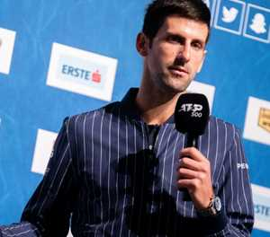 Djokovic eyes 'amazing' Sampras year-end world number one record in Vienna