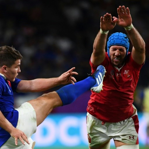 Dupont a shining light for France despite World Cup heartbreak