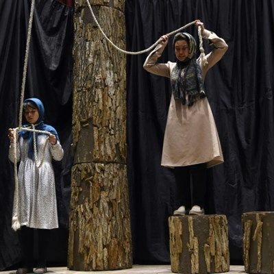 Traumatised by war: theatre's role in healing Afghanistan