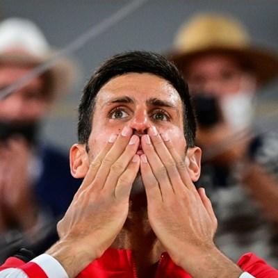 Djokovic eyes 52-year landmark in French Open final against Tsitsipas