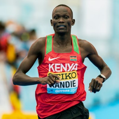 Kenya's Kandie licks half-marathon world record