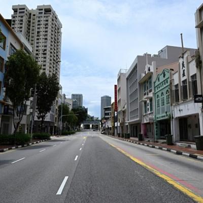 Virus-hit Singapore economy to shrink up to 7%: govt