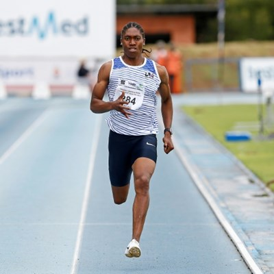 Semenya switches to 200m in search of more Olympics glory