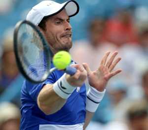 Andy Murray beaten by Gasquet in singles tennis return