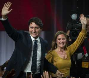 Canada's Trudeau remains in isolation after wife recovers from virus