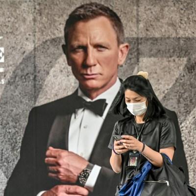 New Bond film release falls victim to virus