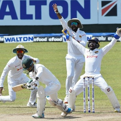 Sri Lanka beat Bangladesh to win Test series