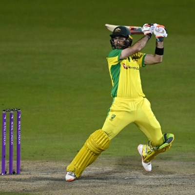 Maxwell and Carey hit hundreds as Australia clinch ODI series win over England
