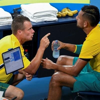 Hewitt tips Kyrgios to 'go deep' at Aussie Open