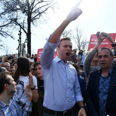 Navalny hails 'victory' as European rights court condemns Russia