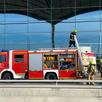 Spain's Alicante airport to reopen day after fire