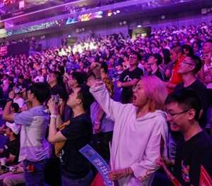 Gamers risk health in bid to be eSports millionaires