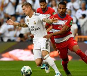 Kroos unavailable for Germany and struggling for Clasico