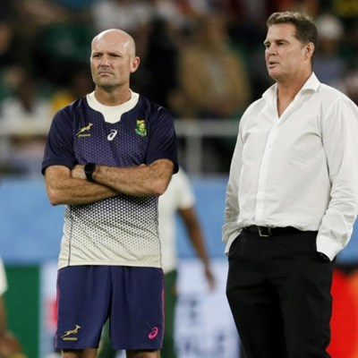 Former physio Jacques Nienaber set to be Springboks head coach