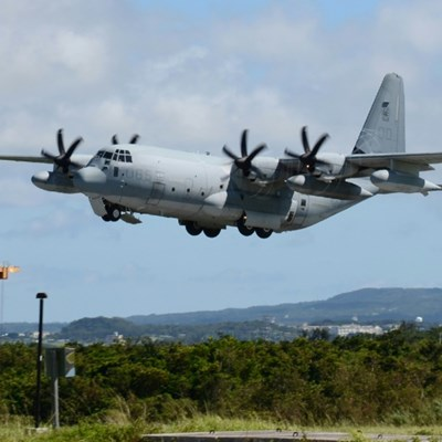Two US bases on Okinawa locked down over virus spike