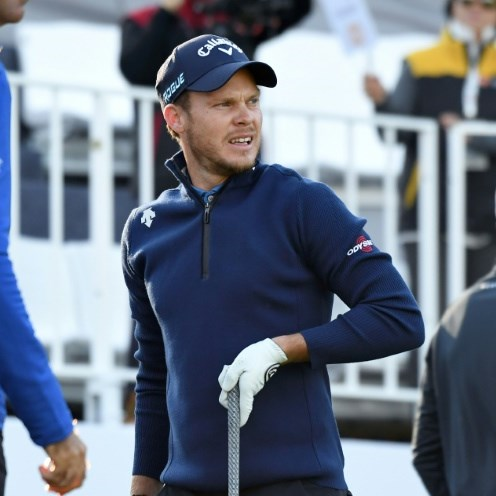 Golf: former Masters champion Willett in early hunt in S. Korea