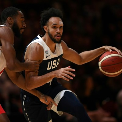 US bounce back from shock Australia loss to beat Canada