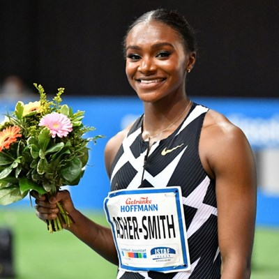 Asher-Smith claims second 60m indoor win in Germany