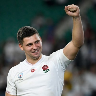 Family tries: England's Youngs eyes another win over All Blacks