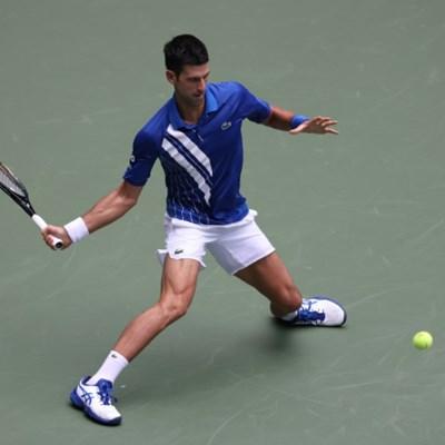 Home comforts fuel Djokovic's US Open bid