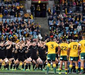 Australia-New Zealand row overshadows Test rugby resumption