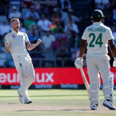 'Golden nugget' Stokes inspires England to series-levelling win