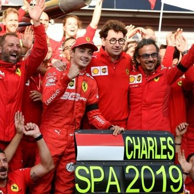 Leclerc empowered for Ferrari's Monza home race