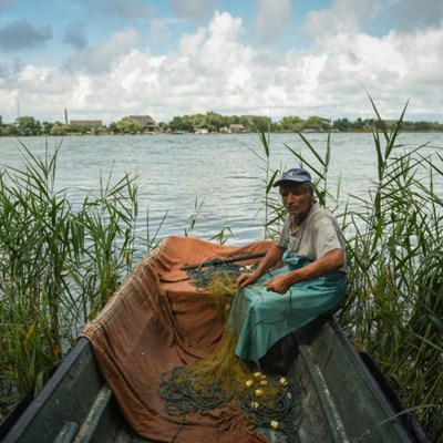 A vanishing way of life in Danube Delta's natural paradise