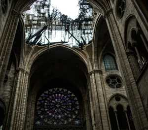 Scammers preying on Notre-Dame donors, France warns