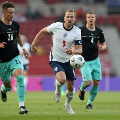 England start Euro bid in 'better place' than World Cup: Kane