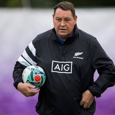 Forget past defeats against Ireland, say All Blacks