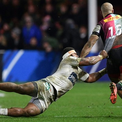 Harlequins ask staff to take 25 percent wage cut