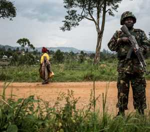 8 UN peacekeepers killed in DR Congo