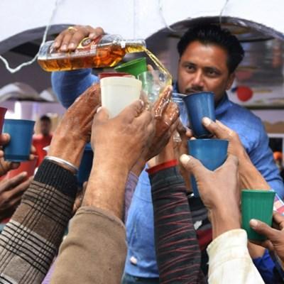 China, India boost global booze binge: study